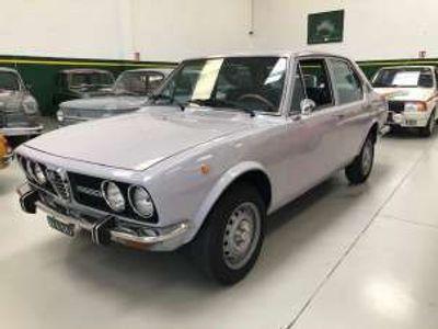 usata Alfa Romeo Alfetta 1.8 Scudo Stretto Prima Serie RESTAURATA Benzina