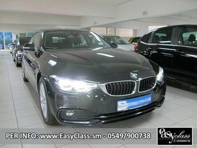 usata BMW 420 Gran Coupé d Sportline NAVI LED CRUISE CONTROL