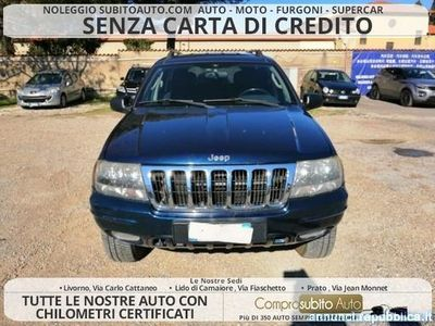 brugt Jeep Grand Cherokee 2.7 CRD cat Limited