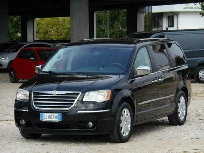 usata Chrysler Grand Voyager 2800 CRD 163CV Limited Automatico D.P.F. *7 Posti*