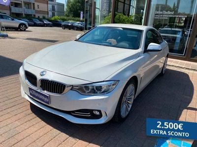 usata BMW 425 SERIE 4 COUPE d Coupe Luxury 224cv