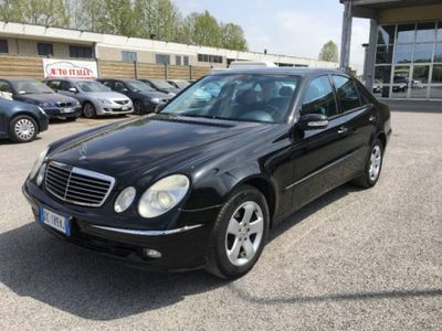 usata Mercedes E280 CDI V6 cat 4Matic Avantgarde