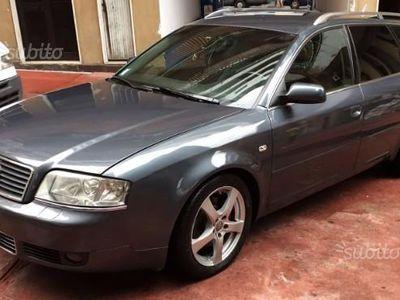 brugt Audi A6 2.5 TDI Quattro Tiptronic - 2003