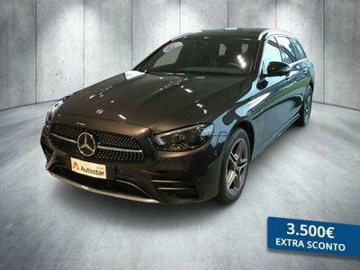 usata Mercedes 300 CLASSE E SW E SWde eq-power Premium auto my20