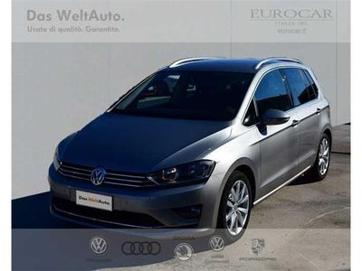 usata VW Golf Sportsvan Business 1.6 TDI 110CV DSG Highline BMT