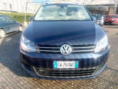 usata VW Sharan 2.0 TDI 4mot. Highline BlueMotion