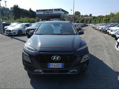used Hyundai Kona 1.0 T-GDI Comfort del 2018 usata a Roma