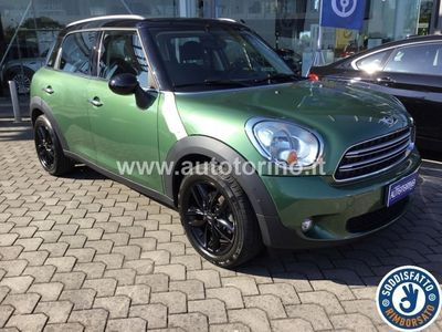 used Mini Cooper D Countryman COUNTRYMAN 1.6 E6