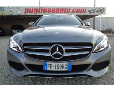 usata Mercedes C250 Classe C Station WagonD S.w. Autom