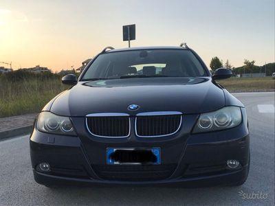 usata BMW 320 d 177cv (e91) di ottobre 2008