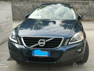 usata Volvo XC60 2.4 D 175 CV FWD Geartronic Kinetic