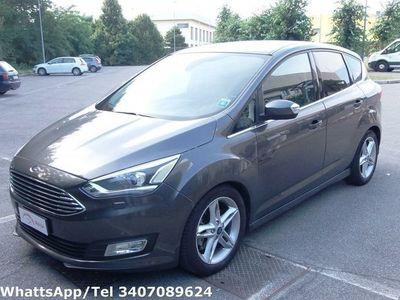 usata Ford C-MAX 2.0 Tdci 150cv Powershift Startamp;stop Titanium X