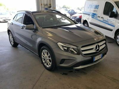 used Mercedes 180 GLA CLASSEAutomatic Business