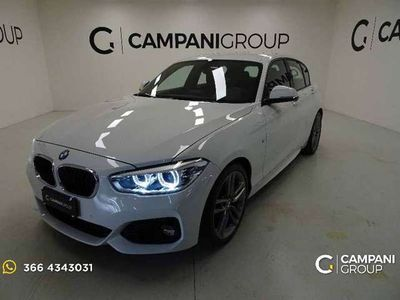 usata BMW 116 d 5p. Msport