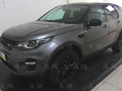 used Land Rover Discovery Sport 2.0 TD4 150 CV HSE del 2017 usata a San Giovanni Teatino