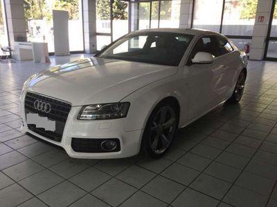usata Audi A5 2.0 TDI F.AP. S-line- SOLO 71000 KM-Euro5