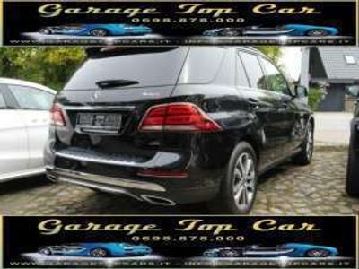 usata Mercedes GLE500 GLE 500e 4M Linea AMG