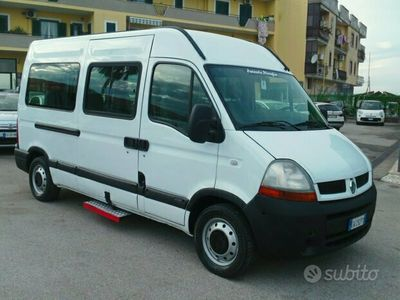 usata Renault Master 28 2.2 DCI 90CV PEDANA DISABILI