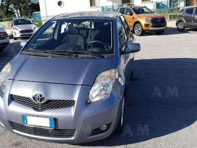 usata Toyota Yaris 1.3 3 porte M-MT Sol del 2010 usata a Albano Laziale
