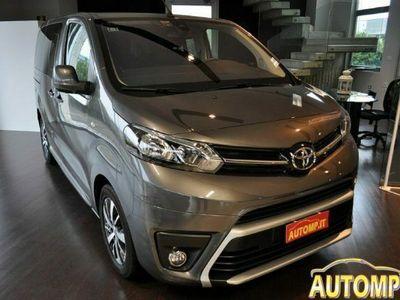 usata Toyota Verso proace1.6d confort 8 posti clima auto cruise control pc