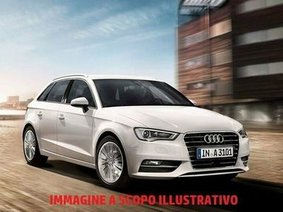 usata Audi A3 A3SPB 2.0 TDI 150 CV clean diesel Attraction*NAV