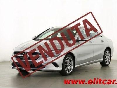 używany Mercedes CLA180 Sport del 2017 usata a Magenta