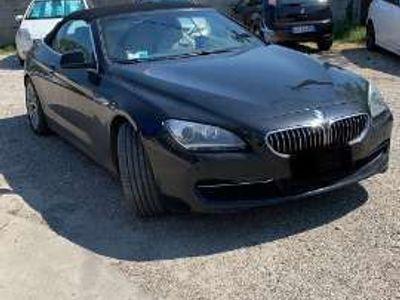 usata BMW 640 Cabriolet Serie 6 (F12/F13)