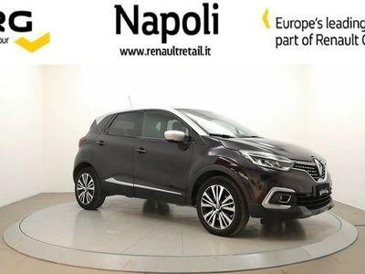 usata Renault Captur dCi 8V 110 CV Start&Stop Energy Initiale Paris