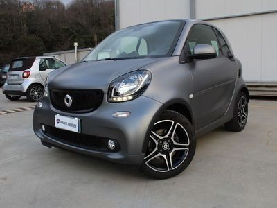 brugt Smart ForTwo Coupé 2015 Benzina 0.9 t. Passion 90cv twinamic