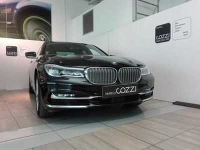 usado BMW 730 Serie 7 (G11/G12) d xDrive Luxury Pack Exclusive