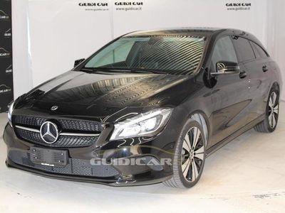 usata Mercedes 200 CLA SBSport auto FL