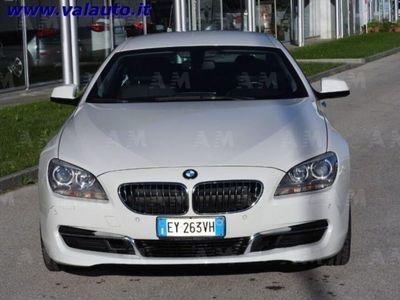 used BMW 640 -- 3.0 D G.COUPE' 313CV XDRIVE FUTURA