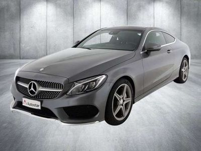 usata Mercedes C250 Coupe C Coupe 250 d Premium auto