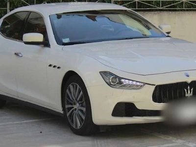 usata Maserati Ghibli V6 Diesel