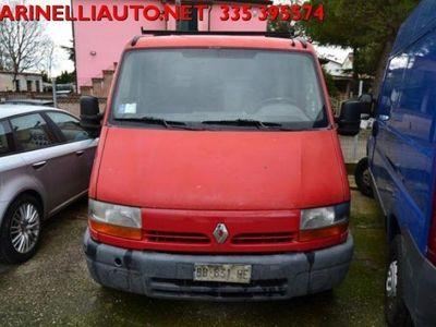 usado Renault Master T28 2.5 diesel Furgone rif. 10820699