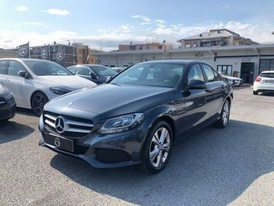 usata Mercedes C200 d Auto Business