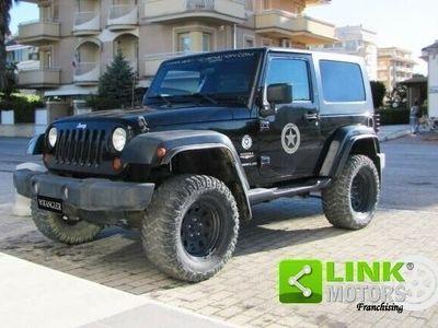 usata Jeep Wrangler -- 2.8 CRD Sahara