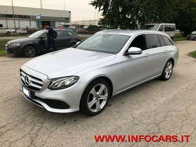 usata Mercedes E220 SW 195 CV Auto Business Sport