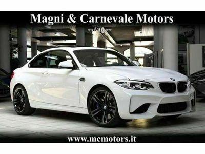 usata BMW M2 HARMAN/KARDON TETTO FARI FULL LED ADATTIVI M SEATS