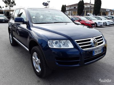 brugt VW Touareg 2.5 R5