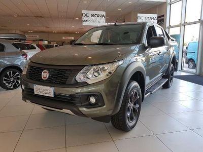 usata Fiat Fullback 2.4 180CV Doppia Cabina LX S&S Cross nuova a Belluno
