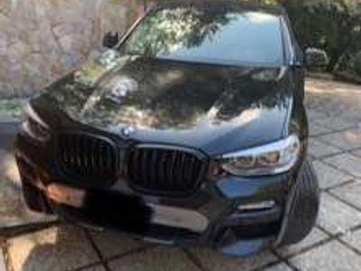 usata BMW X4 M xDrive20d Msport-X