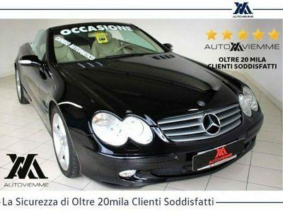 usata Mercedes SL350 350 Pochi Chilometri