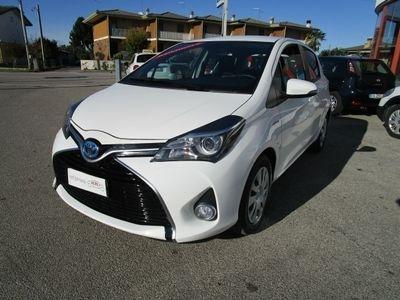 gebraucht Toyota Yaris Hybrid 1.5 business AUTO AZIENDALE