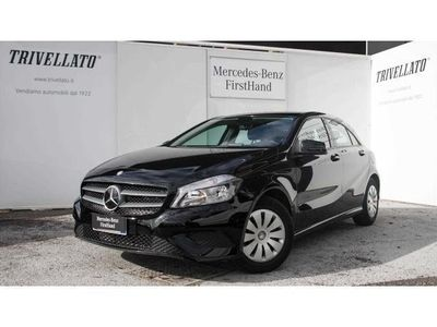 usata Mercedes A180 ClasseExecutive del 2014 usata a Torri di Quartesolo