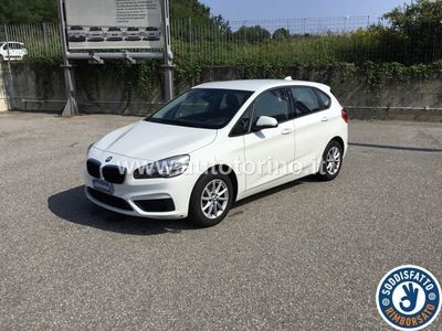usata BMW 218 SERIE 2 ACTIVE TOURER d act.tourer xdrive Advantage auto