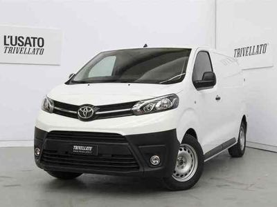 usata Toyota Proace Proace 2ª serie1.6D 115CV S&S PL-TN Furgone Medium 3p.10q Comfort