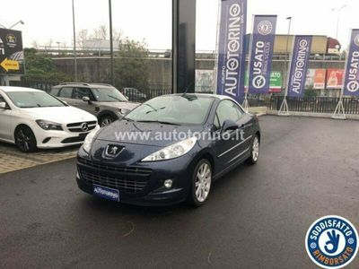 usata Peugeot 207 CC CC 1.6 hdi 8v Allure 112cv