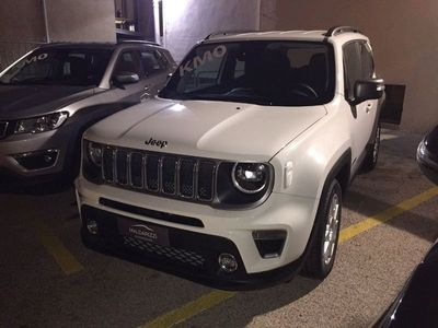usata Jeep Renegade My19 Limited 1.6 Mjet120cv