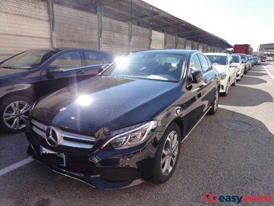 brugt Mercedes C220 cdi 170cv e6 ss autom. sport next ( cruise - navi) diesel